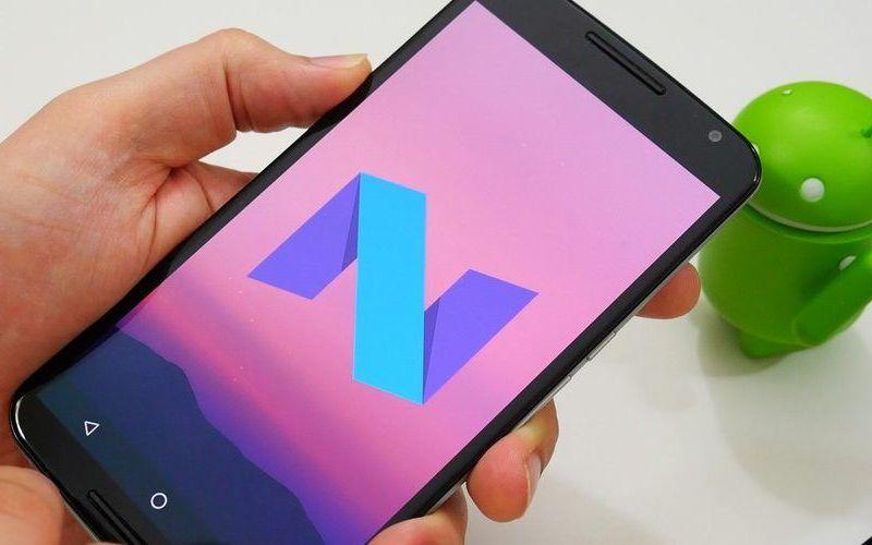nexus 6 android nougat