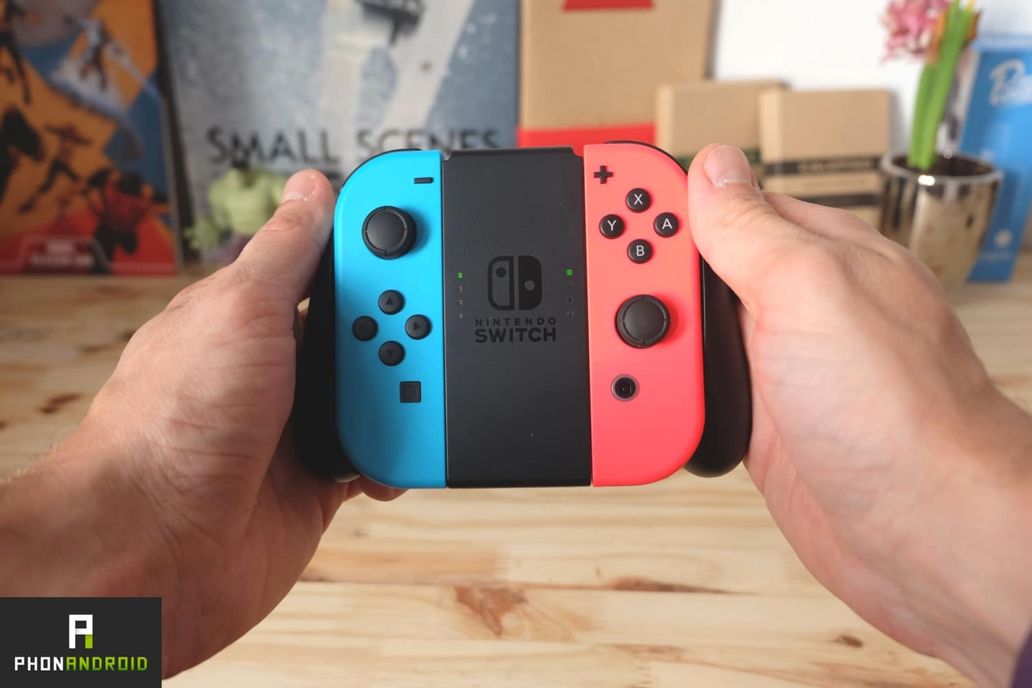 test nintendo switch enfin une console audacieuse. Black Bedroom Furniture Sets. Home Design Ideas