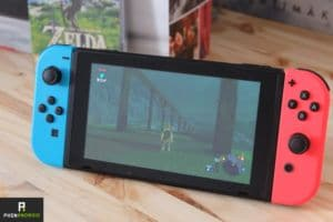 Nintendo Switch nouvelle version