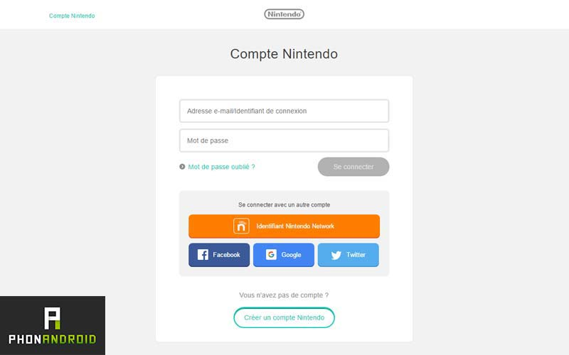 Nintendo Switch eShop Japon US