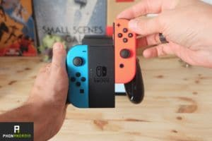nintendo switch joycon droit