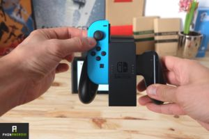 nintendo switch joycon gauche