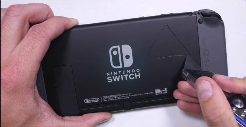 nintendo switch solide torture