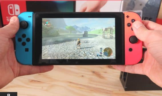 nintendo switch jeux noel