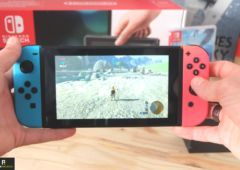 nintendo switch cout fabrication