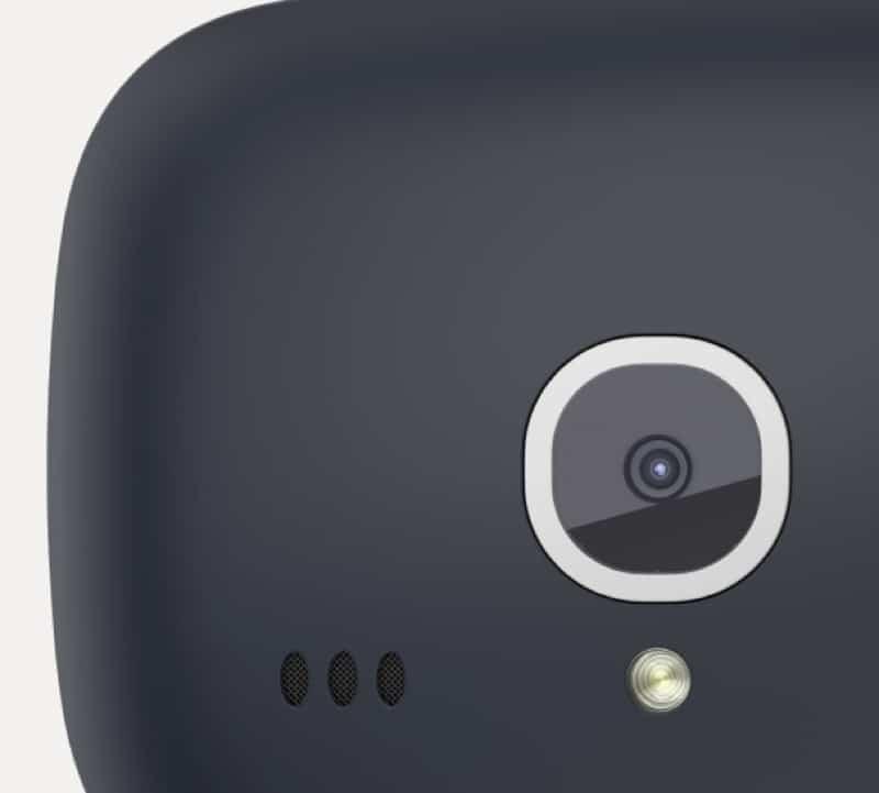 nokia 3310 2017 appareil photo