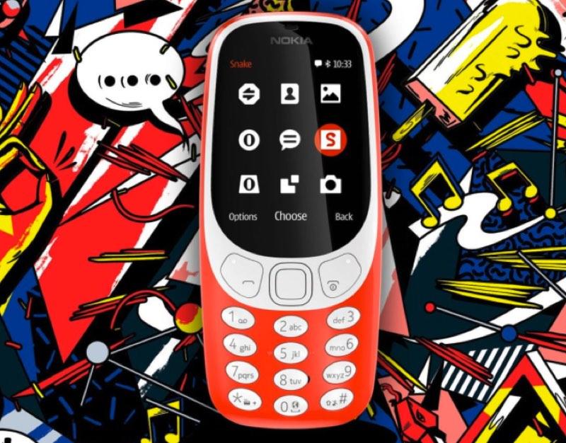 nokia 3310 2017 date sortie