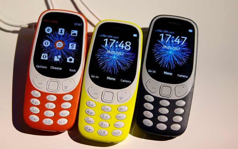 nokia 3310 retour