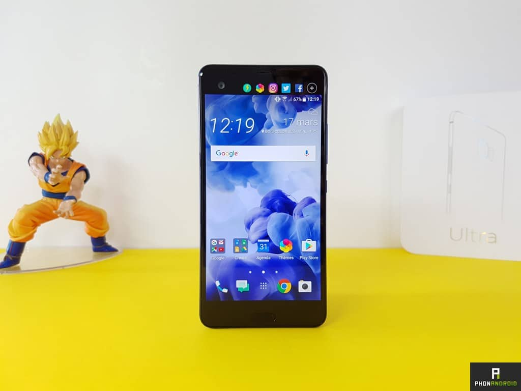 test htc u ultra