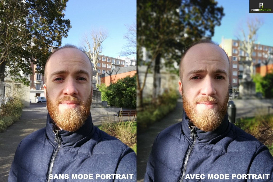 test huawei p10 photo portrait