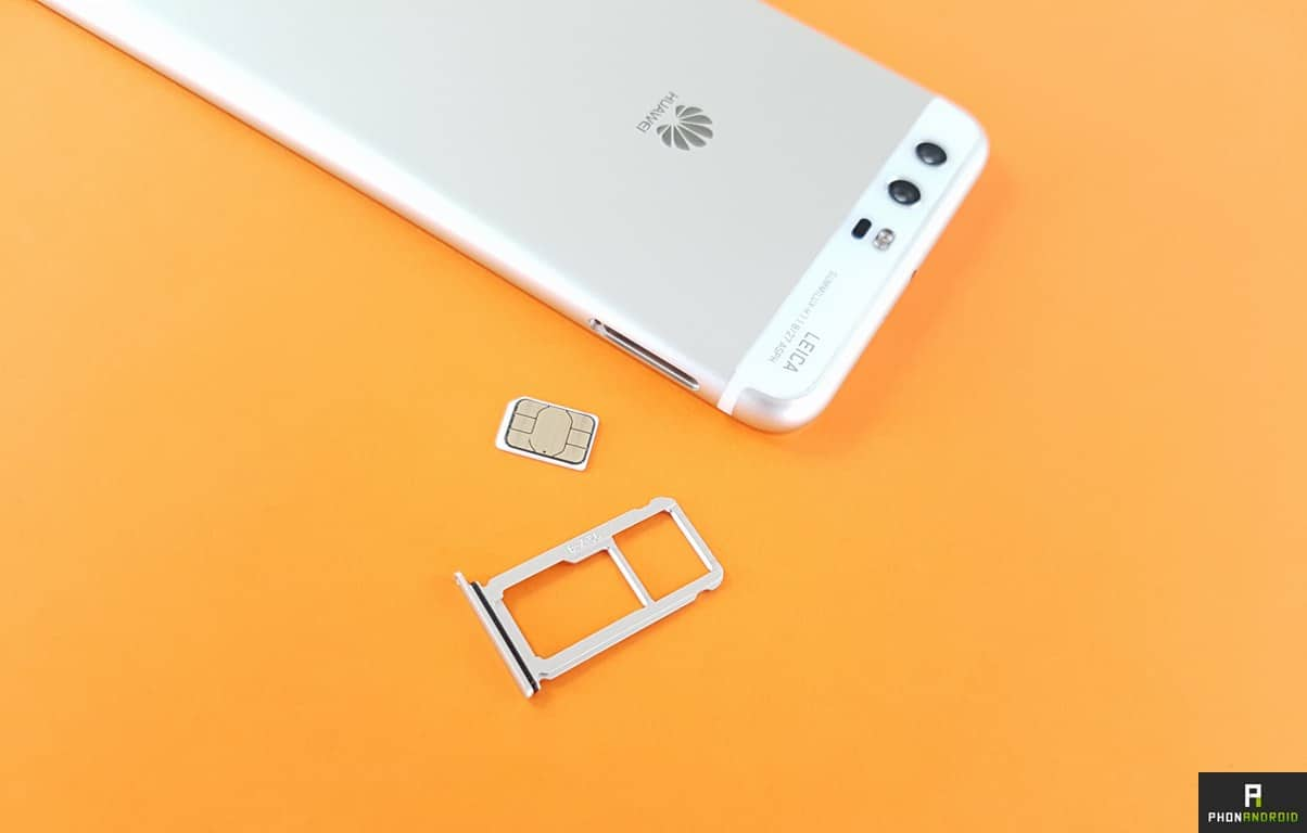 test huawei p10 plus sim