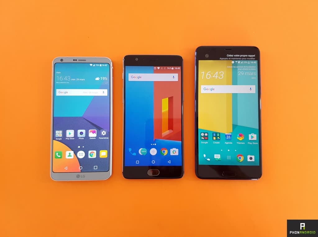 Lg G6 Test Complet Avis Autonomie Et Photo