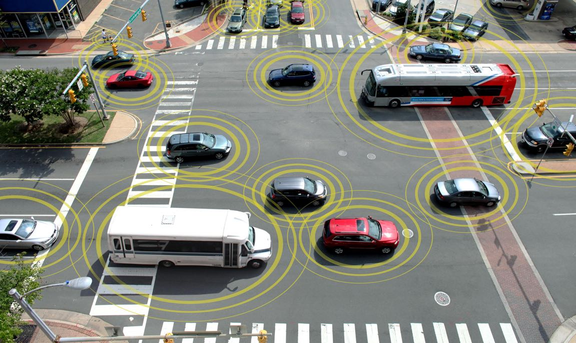connected cars 5g