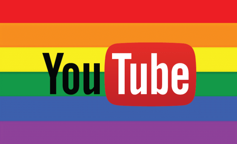 youtube lgbtq polemique censure