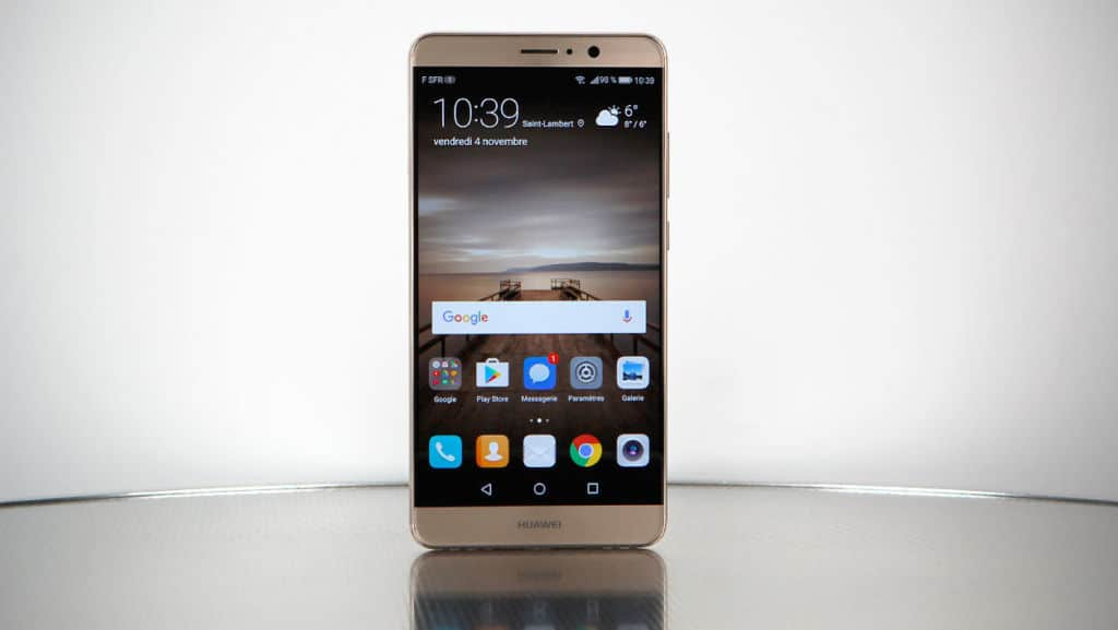 Android 0 test huawei mate 9 leak