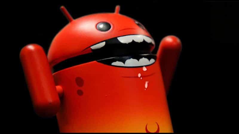 Chrysaor malware android
