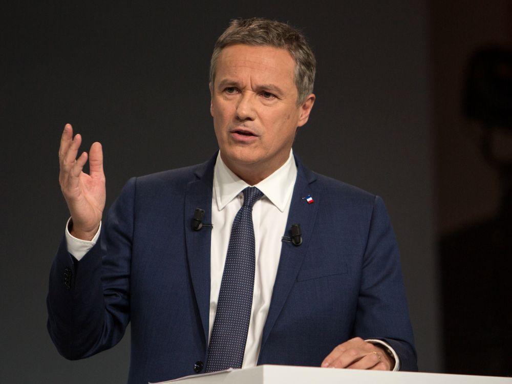 Dupont Aignan numérique présidentielle 2017
