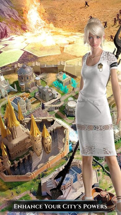 Final Fantasy XV cindy android