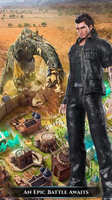 Final Fantasy XV New Empire android