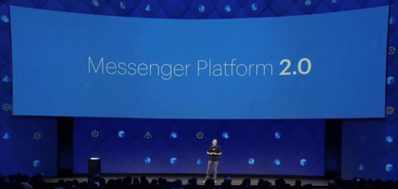 Conférence F8 Facebook