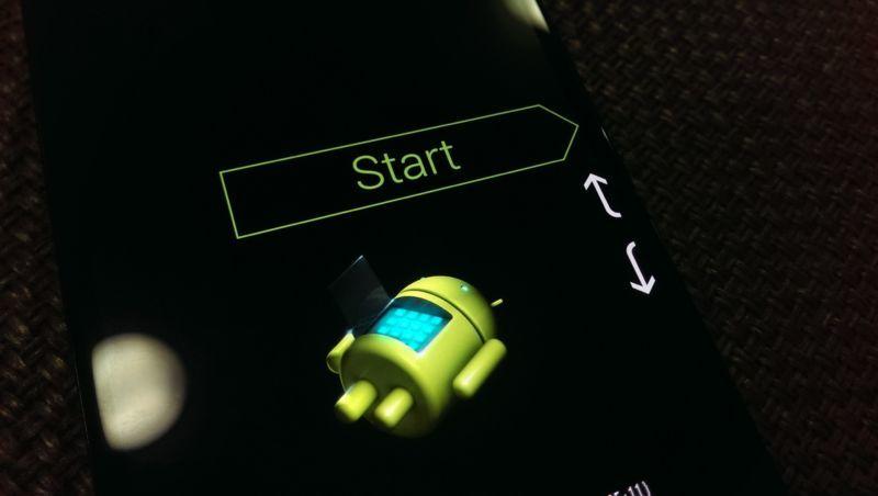 android 7.1.2 flashing adb bug nexus pixel