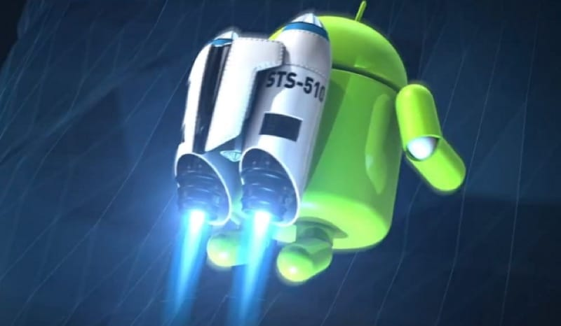 android lent astuces