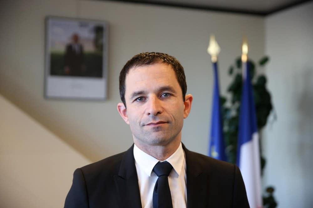 Hamon numérique présidentielle 2017