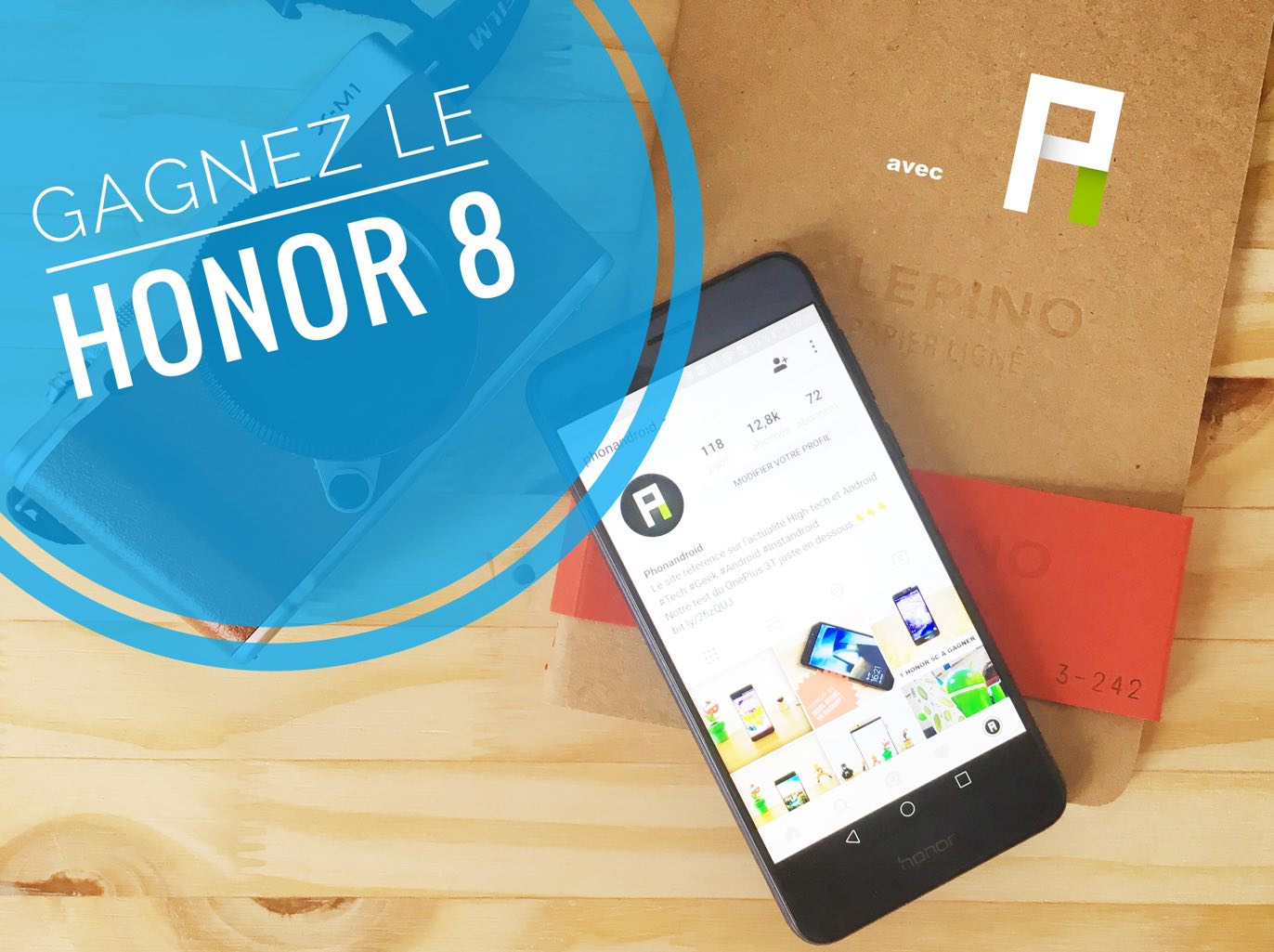 concours honor 8