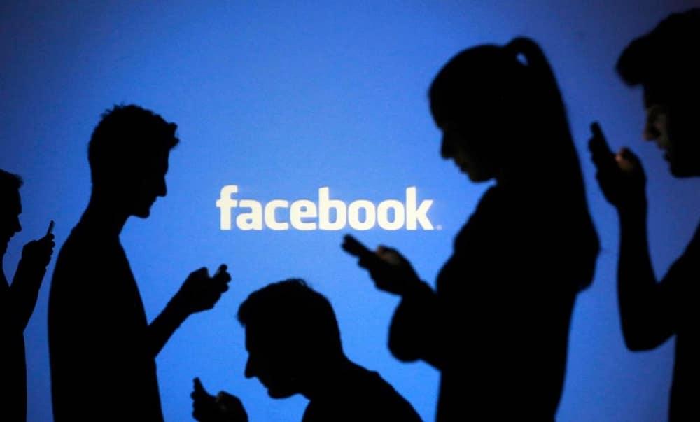 Smartphones Facebook réalité augmentée