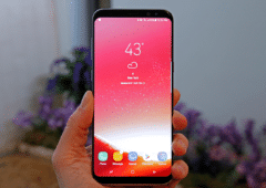 galaxy S8 ecran rouge remplacement