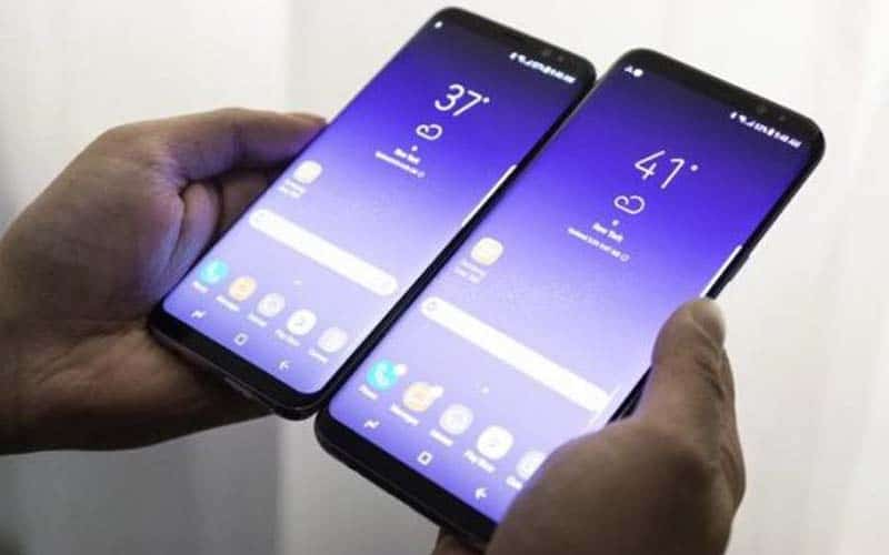 galaxy s8 s8 plus samsung