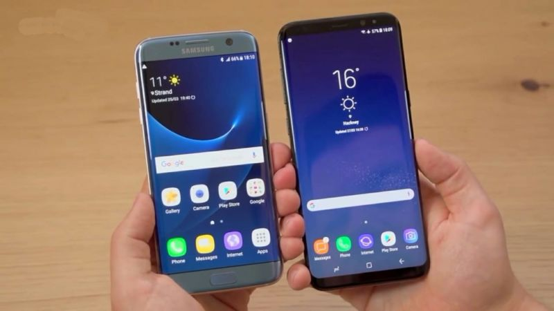 galaxy S8 fonctionnalités galaxy S7 alternative au galaxy S8