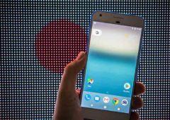 google pixel mise jour  alternative au galaxy S8