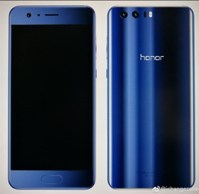 honor 9 photo rendu ridicule