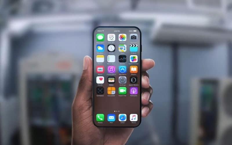 iphone 8 edition concept schemas