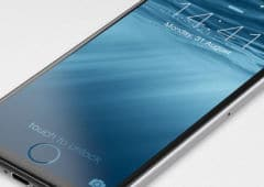 iphone 8 edition s8 empreintes