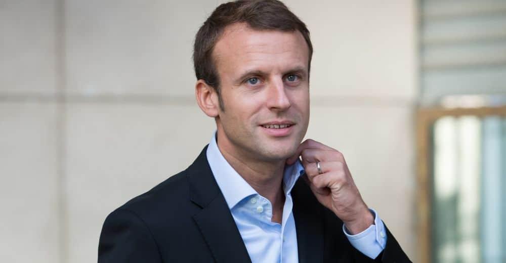 Macron numérique présidentielle 2017