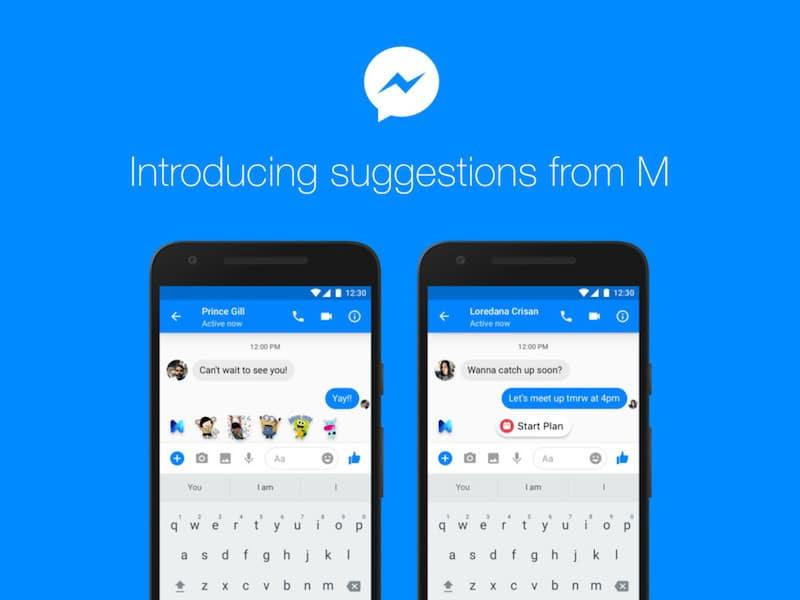 facebook messenger m assistant virutel