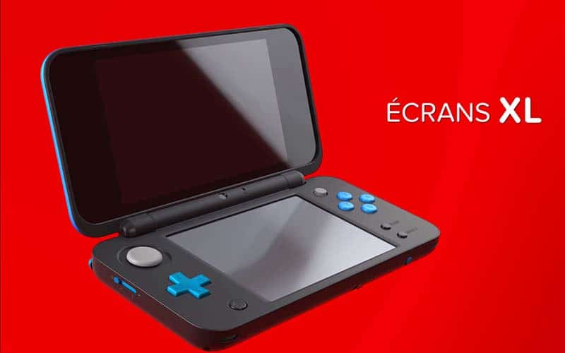 nintendo annonce new 2ds xl
