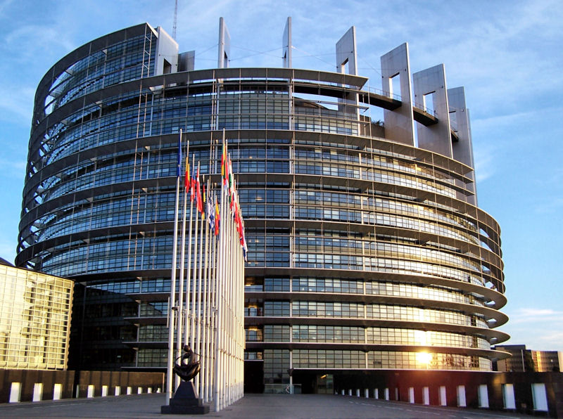 parlement européen frais itinérance