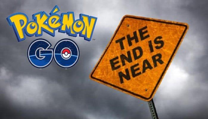 Pokémon GO 84% joueurs en moins