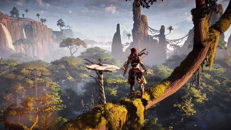 PS4 Pro Horizon