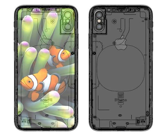 rendu iphone 8 edition