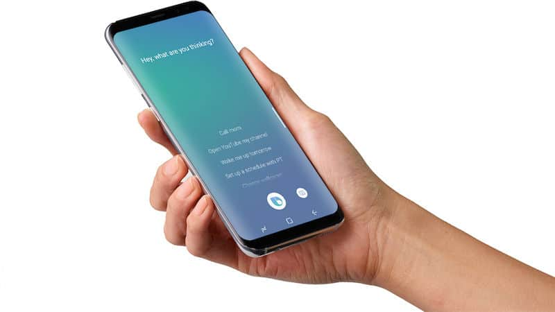 samsung bixby assistant vocal
