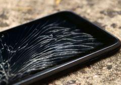smartphone écran auto répare
