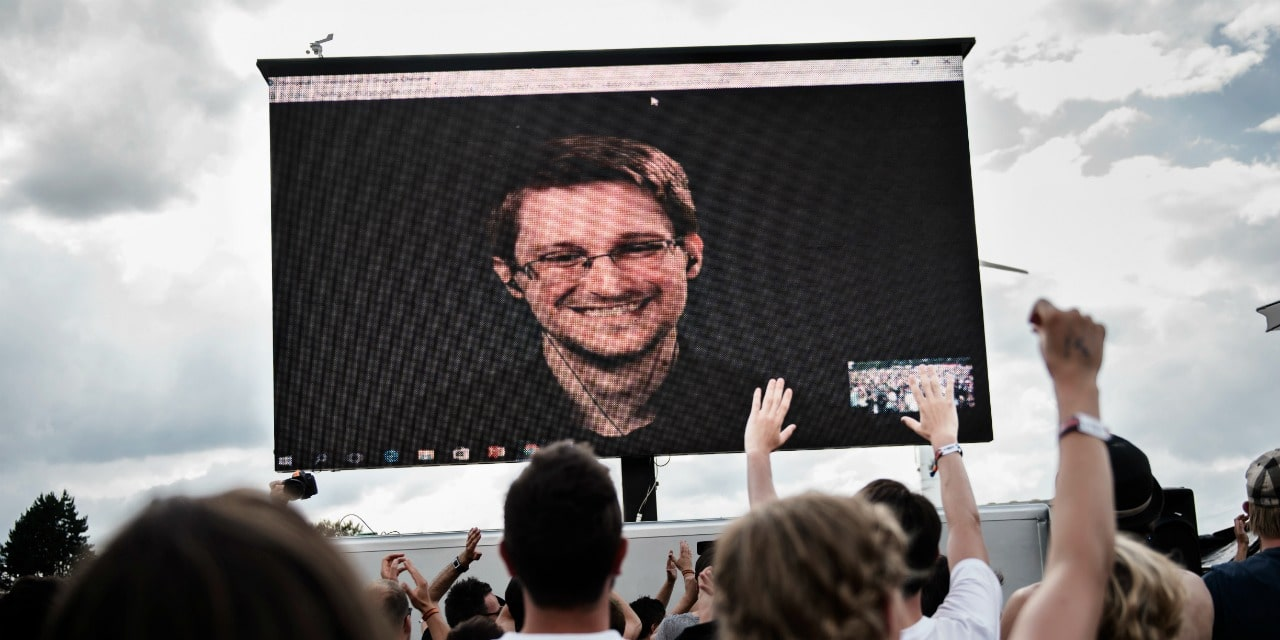 Benoit Hamon : Asile pour Snowden