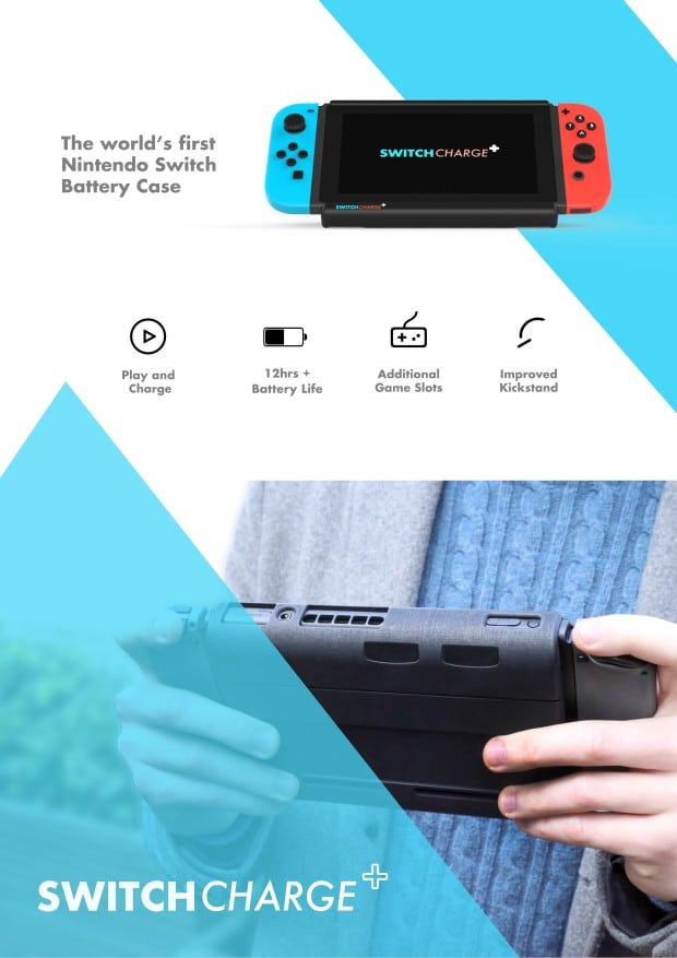 Switch charge crowdfunding