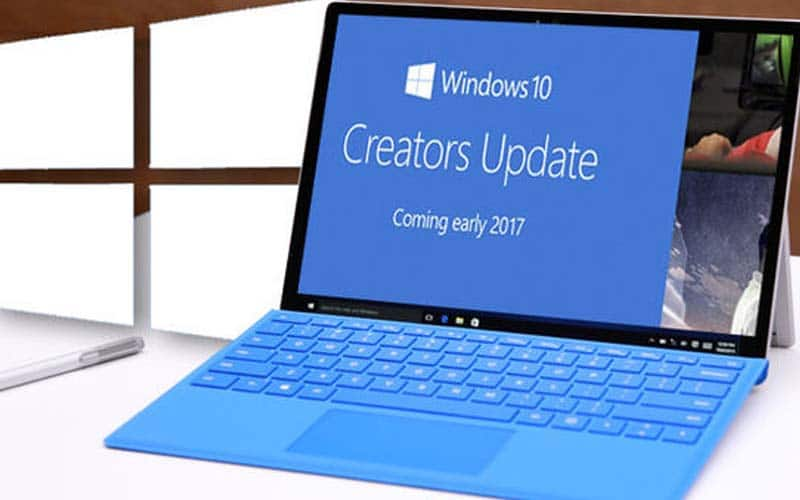 windows 10 creators update installation manuelle