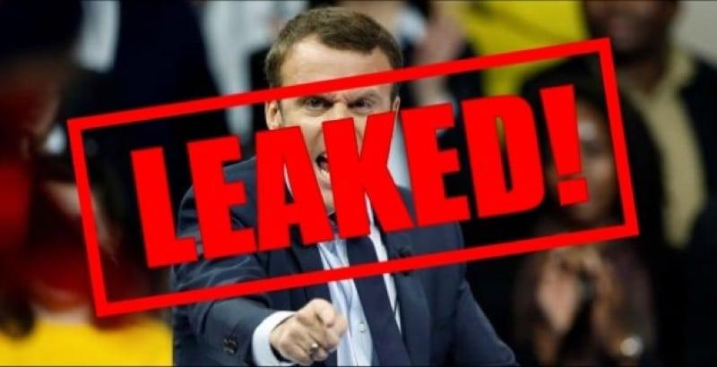 Macron Leaks tout savoir piratage