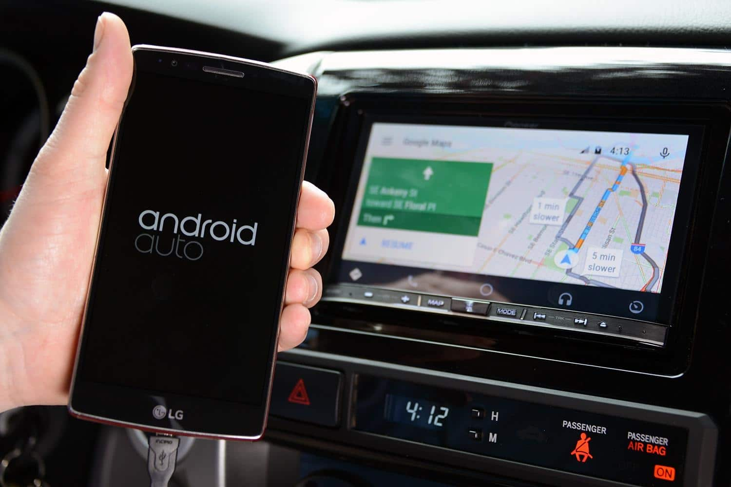 Google Assistant Android Audi Volvo
